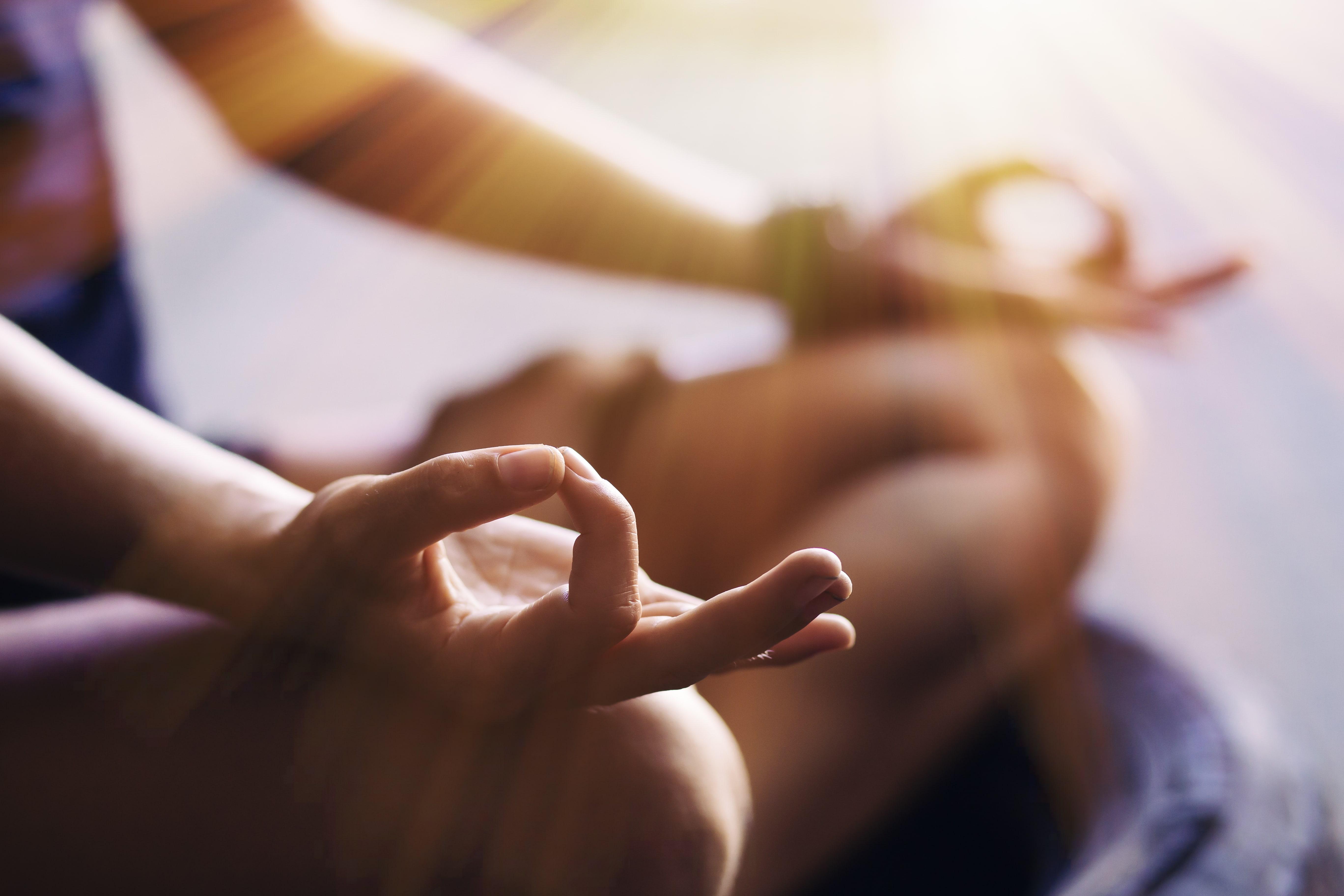 meditação pressão alta